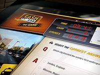 APP: CASH CAB FLASH GAME
