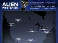 APP: ALIEN MYSTERIES ON FACEBOOK