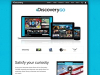 Discovery GO: Info Hub & Marketing