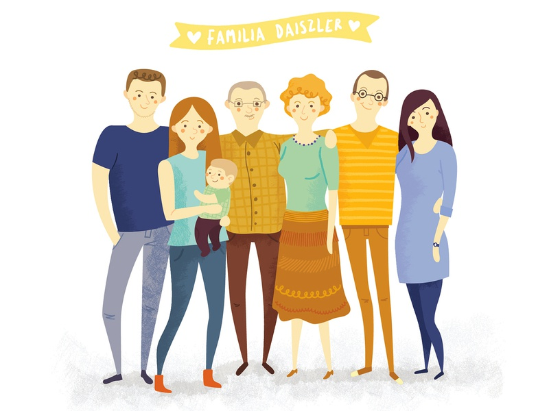 The Printmaker Family