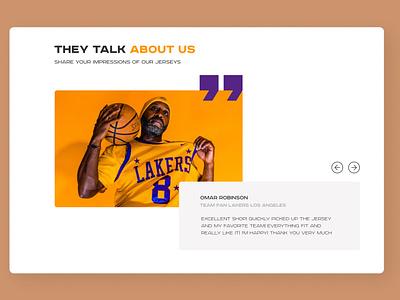 Reviews sport ui jacket basketball webdesign nike nba ui design web design