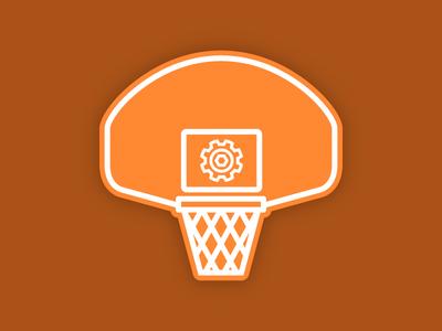 BOOM SHAKA LAKA! debut first shot gear basketball