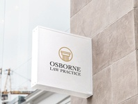 Osborne Law Practice Brand Identity brand identity design lawfirm law affinity serif design logo branding agency affinity designer branding brand design logo design