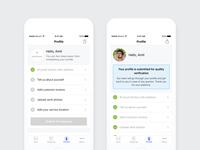 UrbanClap Partner Create a New Profile