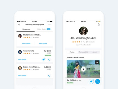Negotiable Quotes on UrbanClap