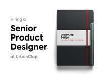 Hiring a Senior Product Designer at UrbanClap