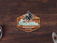 Los 3 Potrillos Restaurant logo