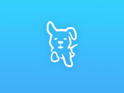 Dog logo!