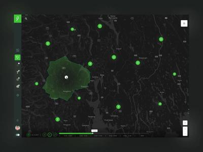 Data Lake for Energy & Utilities 🔋🔋 stepwise animation figma data monitoring product design oslo smart cities smart grid data lake data utilities energy