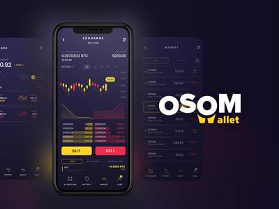 OSOM Crypto Wallet