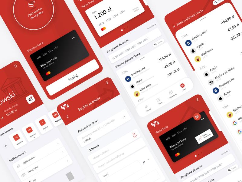 Banking App iOS ios apple fintechapp fintech mobileapp mobilebank mobile bank banking ux ui app bankingapp