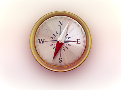Compass compass icon texture navigation