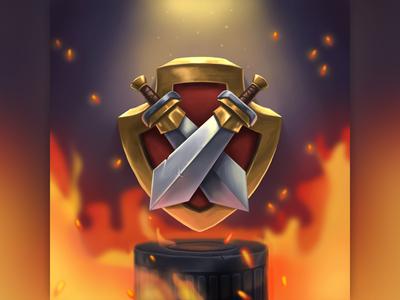 FREE PSD game icon