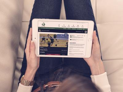 Vollyball Match live match webdesign volleyball voley voleibol uxdesign uidesign sport