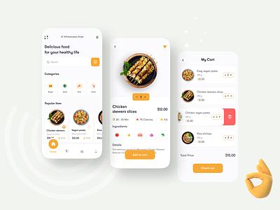 Platter    Food Delivery App ecommerce mobile app ios ui business food delivery service food delivery app food app 2021 trend 2021 ios app design ios app design uibin mobile ios app ux ui