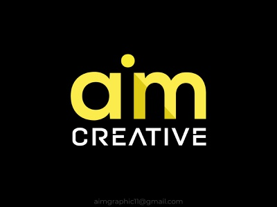 aim portfolio logo team work logo agency portfolio smart logo logo mark logo 2020 recent logo logo designer creative business company branding brand identity