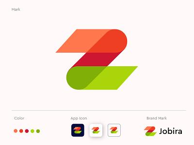 modern letter logo mark designer mark symbol logos 3d logo colorful monogram z letter logo recent logo logo illustration design logo designer brand identity smart logo creative business company branding