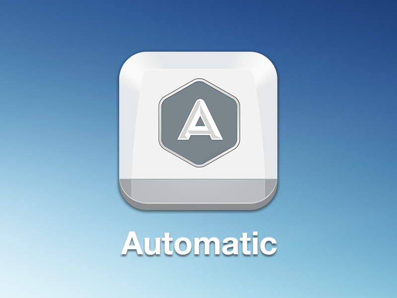Automatic is in the App Store! automatic smart driving assistant link app icon ui