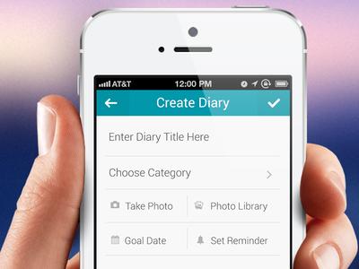 Create Diary