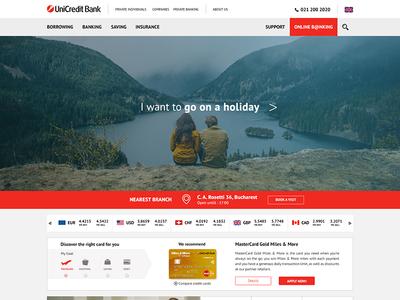 Public website redesign redesign banking website bank website-redesign