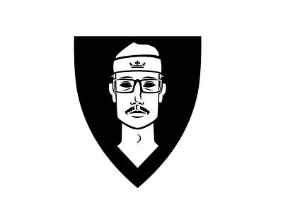Coat of Arms logo flat stockholm crest territory