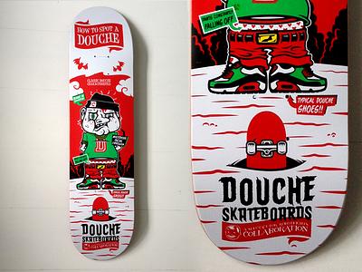 Skateboard design skateboard