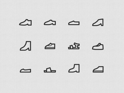 Shoes graphic