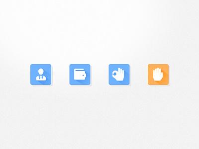 Flat icon icon