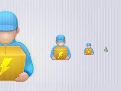 QQ Speed icon