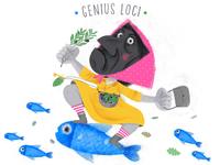 Genius Loci Woman