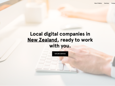 High St New Zealand Home Page