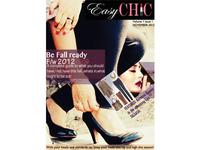 Magazine Cover Design-Fashion Magazine