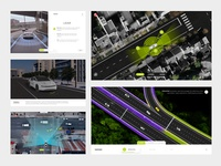 Interactive Automotive layout