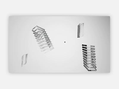 Glass Movements animation web design motion design motion cinema 4d 3d movement interaction