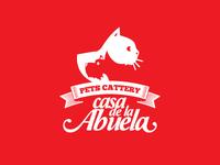 Casa de la Abuela Creative Logotype