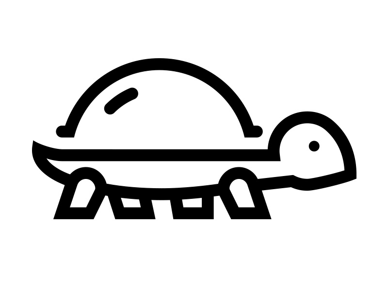 Turtle by Marc Brown | Dribbble | Dribbble