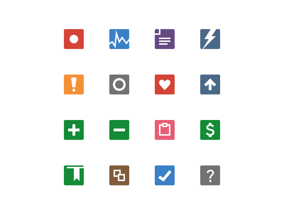 JIRA issue type icons jira icons square icons 16px
