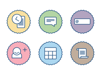 Achievement badges for Confluence