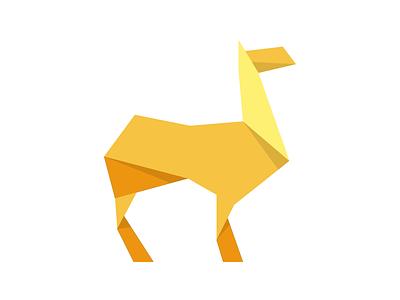 Origami Camel paper camel origami
