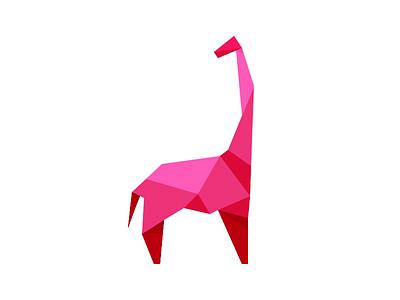 Origami Giraffe paper giraffe origami