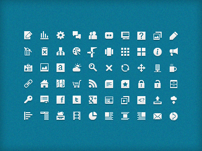 Jigsoar icons - 60 free creative commons icons jigsoar icons iconset glyphs vector