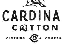 Cardinal Cotton Logo Set