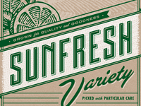 Sunfresh Variety Produce