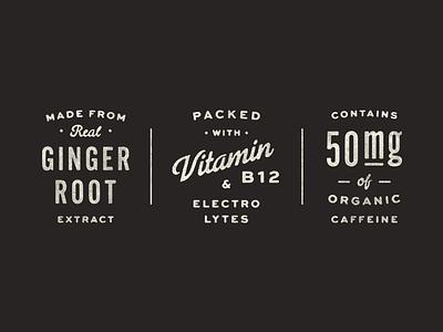 Sunshine Lock-Ups halftone texture signage script matthew cook sunshine badge retro vintage typography