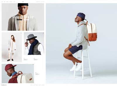 Commerce for the e moodboard fashion clothes ecommerce moods ui ux harbrco florida design