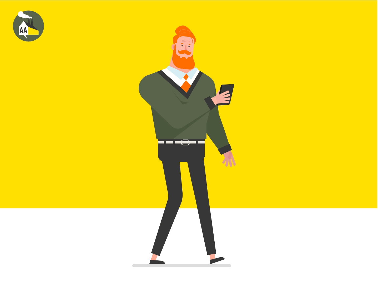 Character design for after effects character animation iphone mobile redhead hipster boy illustration flat design flat branding typography icon logo animation graphic character character vector design character design