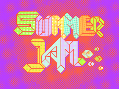 Summer Jam event logo