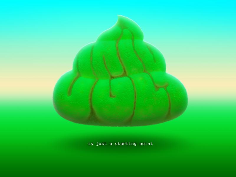 UGLY graphic design design logo illustration concept typography lettering branding