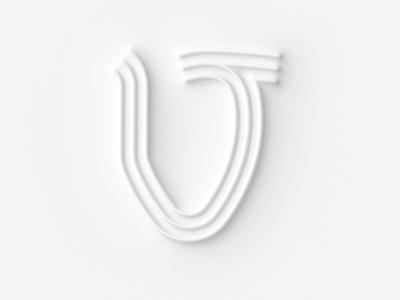 36 days of type V graphic design illustration concept design lettering typography 36 days of type 36daysoftype