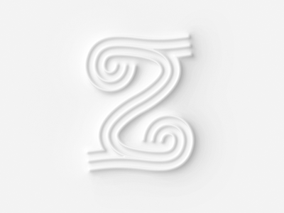 36 days of type Z graphic design illustration concept design lettering typography z 36 days of type 36daysoftype